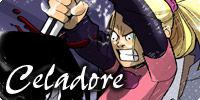 Celadore Webcomic at Zuda.com
