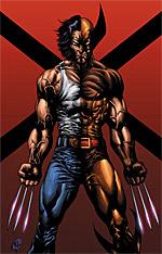 Rudy Vasquez - Wolverine