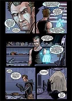 Flobots Comic Page