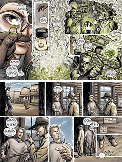 Guns of Shadow Valley Pages