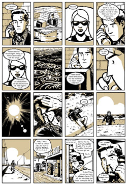 Random Sin Titulo Comic Pages